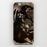 Sexy Woman iPhone & iPod Skin
