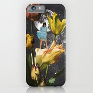 iPhone & iPod Case featuring GARDEN OF EDEN by Beth Hoeckel Collage…
