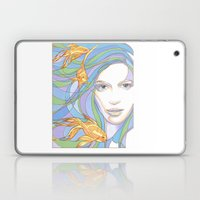 Mermaids are Dreaming Laptop & iPad Skin