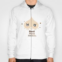 Best mate -you and me Hoody