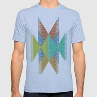 Diamonds Mens Fitted Tee Athletic Blue SMALL