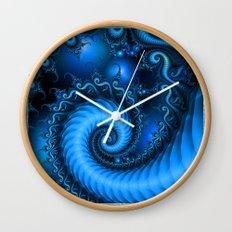 Space Race. Wall Clock