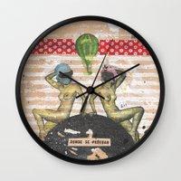 Donde Se Prueban Wall Clock