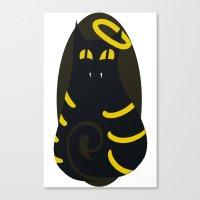 cattie Canvas Print