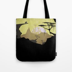 Abandoned city (day) Tote Bag