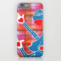 Four Buffets iPhone 6 Slim Case