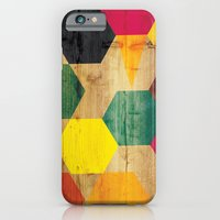 iPhone & iPod Case featuring Wood Prints by Simi Design