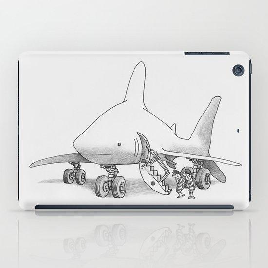 Pilot Fish iPad Case