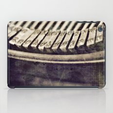 creation of a word iPad Case