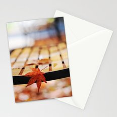 Holding on... Stationery Cards