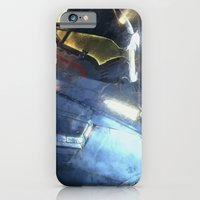 Vectorial Rim #4 iPhone 6 Slim Case