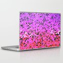 THINK LILAC CORAL Laptop & iPad Skin
