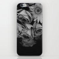 Nostalgia In Black And W… iPhone & iPod Skin