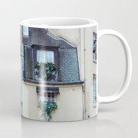 The Streets Of Paris, Fr… Mug