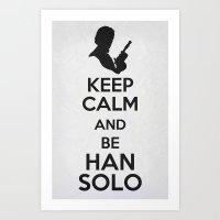 Star Wars Poster 07 Art Print