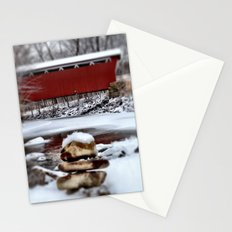 Covered Bridge Clarity Stationery Cards