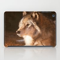 Wolf Beauty iPad Case