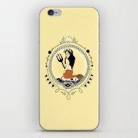 Mermaid Queen iPhone & iPod Skin