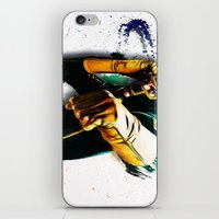 Dave Lizewski iPhone & iPod Skin