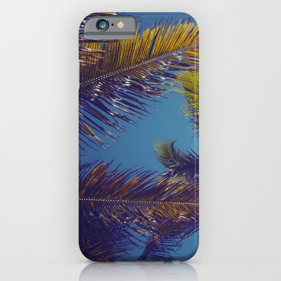 Palm Sky iPhone & iPod Case