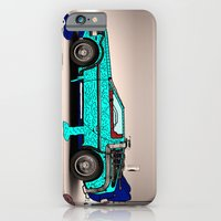 Back to the Future - Zombie edition iPhone 6 Slim Case