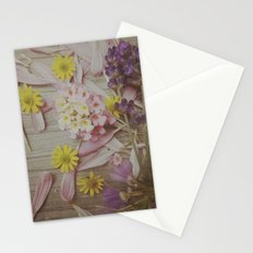 Vintage Floral Joy Stationery Cards