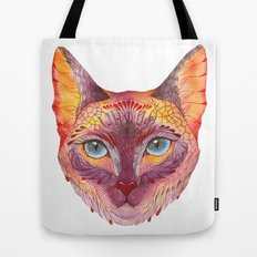 cat Tote Bag
