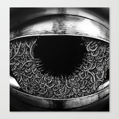 Ominous Eye Canvas Print