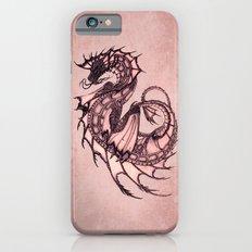 Tsunami Sea Dragon ~ Coral iPhone 6 Slim Case
