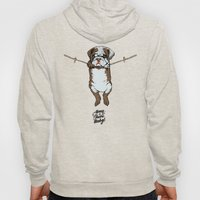 Hang In There Baby Engli… Hoody