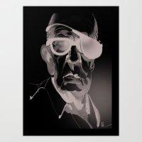 BnW26 Art Print