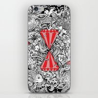 10 Of Diamonds iPhone & iPod Skin