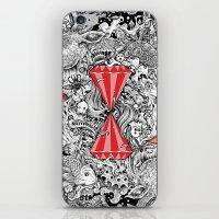10 of Diamonds iPhone & iPod Skin