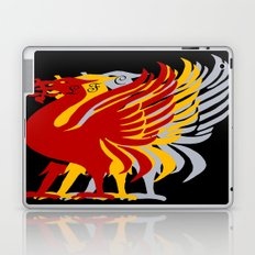 Liverpool FC and city emblem the Liver Bird  Laptop & iPad Skin