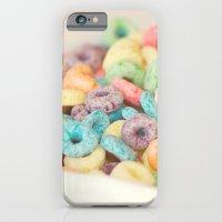Fruit Loops iPhone 6 Slim Case