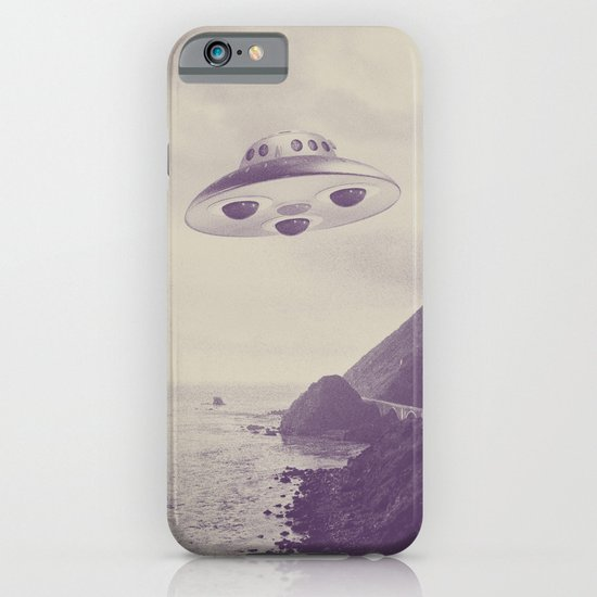 UFO iPhone & iPod Case