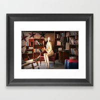 American Paragon Framed Art Print
