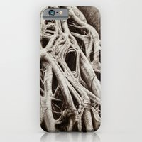 iPhone & iPod Case featuring Urlo Radici by ClaM