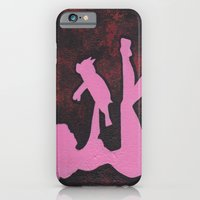 Pink Pinup iPhone 6 Slim Case