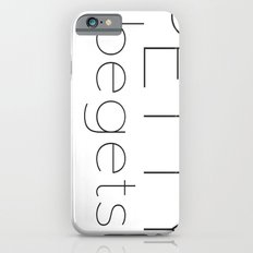Petty begets Petty iPhone 6 Slim Case