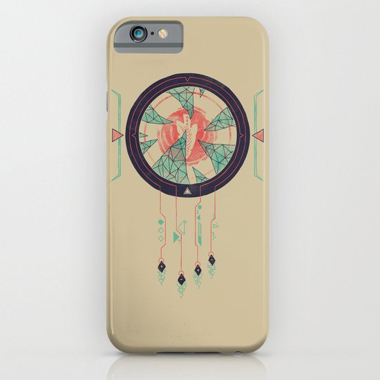 Digital Catcher iPhone & iPod Case