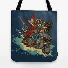 Sea Traveler Tote Bag