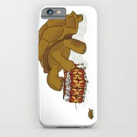 Roman turtle formation iPhone 6 Slim Case
