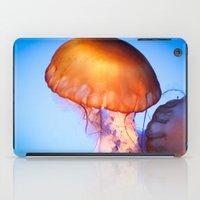 Large Jellyfish iPad Case