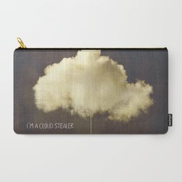 Carry-All Pouch - Im a cloud stealer - HappyMelvin