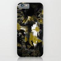 Golden In His Eyes iPhone 6 Slim Case