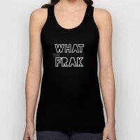 What The Frak Unisex Tank Top