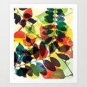 Camino Art Print
