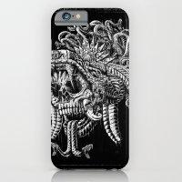 Serpent Warrior iPhone 6 Slim Case