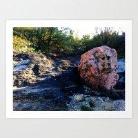 Hidden Spot @ Barcelonet… Art Print